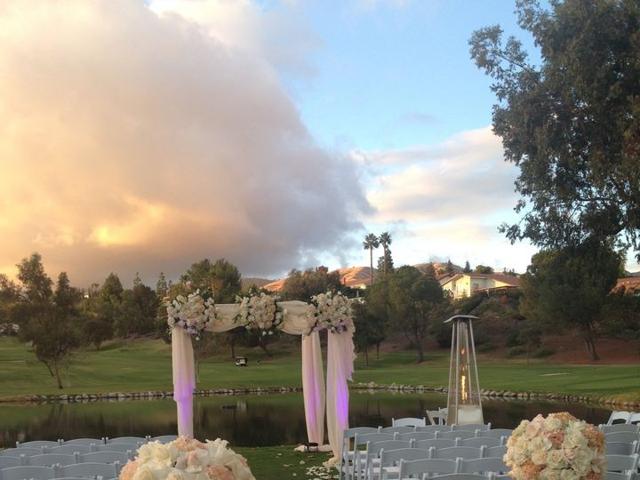 Tmx Ceremony 1st Tee 51 27172 Porter Ranch, CA wedding venue