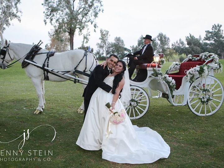 Tmx Horse Carriage 51 27172 Porter Ranch, CA wedding venue
