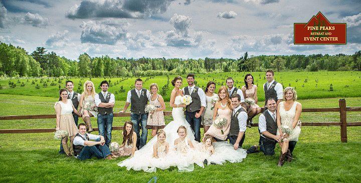 Peakes wedding