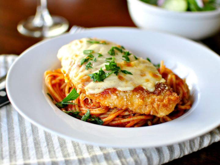 Tmx 1438990894305 Chicken Parmesan Sterling Heights wedding catering