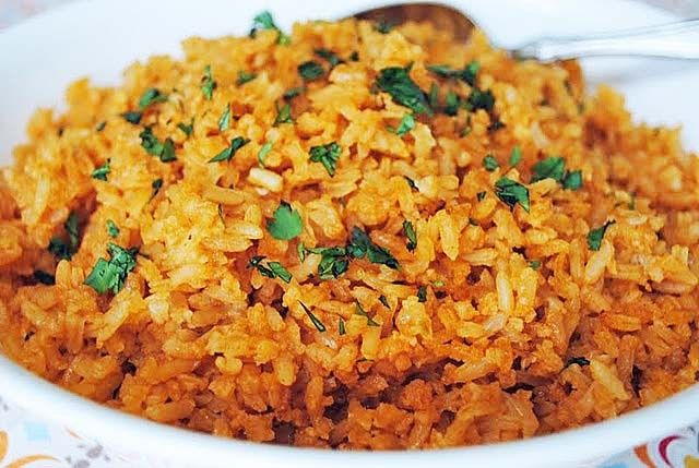Tmx 1438991244792 Mexicanrice1c Sterling Heights wedding catering