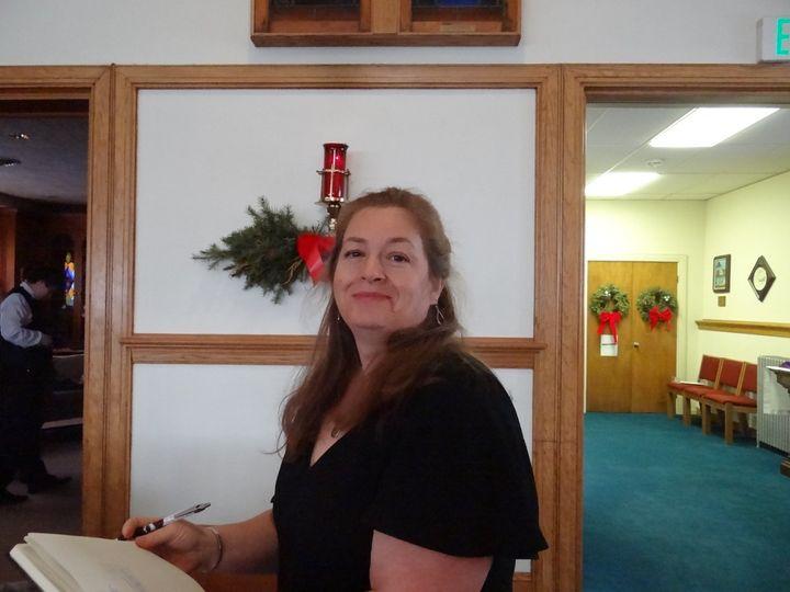 Ladonna, the pastor