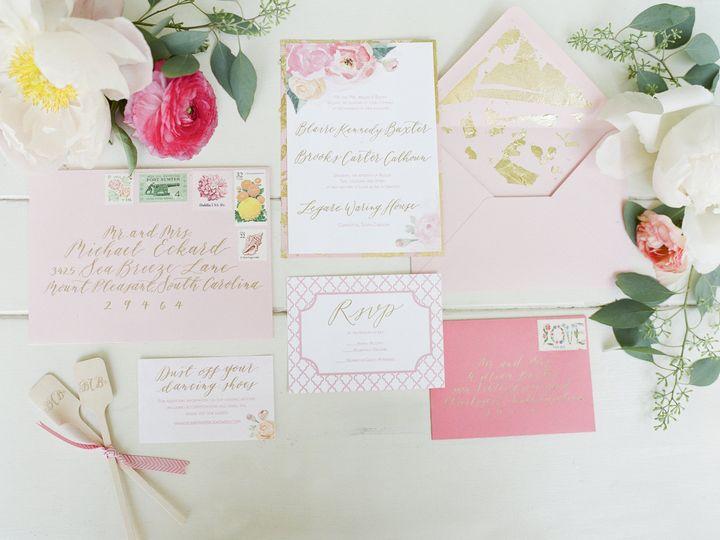 Tmx 1461860158708 Sweet Tea Photoshoot McLean, District Of Columbia wedding invitation