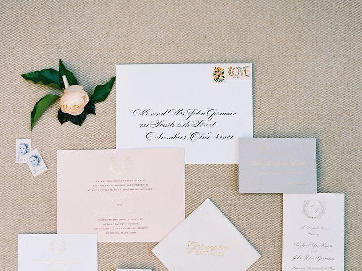 Tmx 1461861040453 Abby Jui McLean, District Of Columbia wedding invitation
