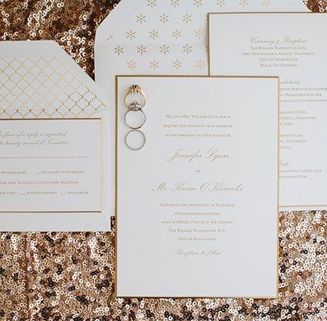 Tmx 1461861065874 Sugar Paper McLean, District Of Columbia wedding invitation