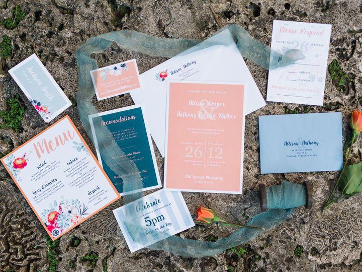 Tmx 1461861084115 Lance Nicoll Submission Weddingchicks 31 McLean, District Of Columbia wedding invitation