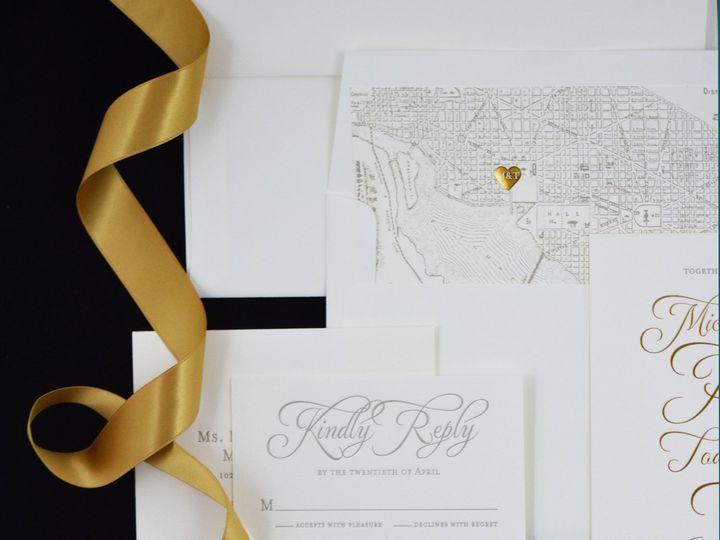 Tmx 1529365876 0fbef2c0484d2015 1529365873 E826ddc5c8a9410b 1529365868098 2 DPT Dickson 2 McLean, District Of Columbia wedding invitation