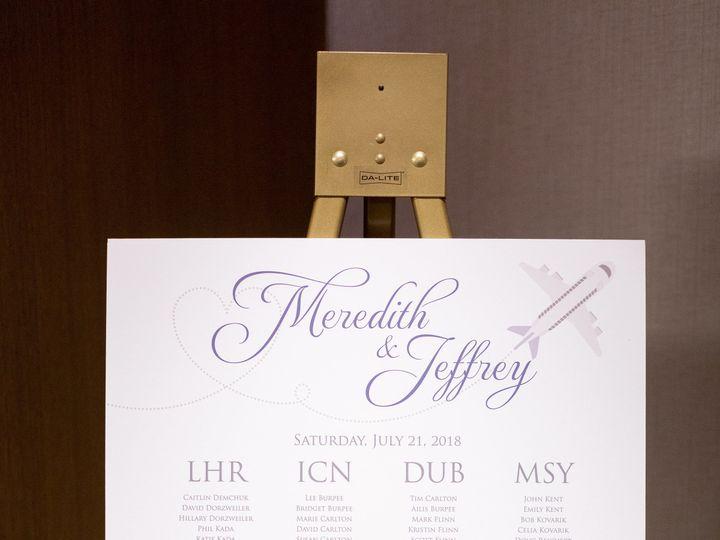Tmx 1536416661 4aa1755bae0ed1f1 1536416657 6a383d063c4ac2c2 1536416650734 1 Allard Wedding 448 McLean, District Of Columbia wedding invitation