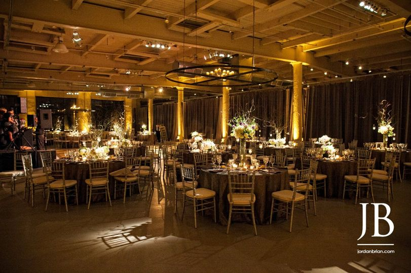 Wedding Reception at Peche Sherman Mills