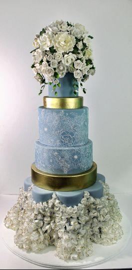 Elegant loking cake