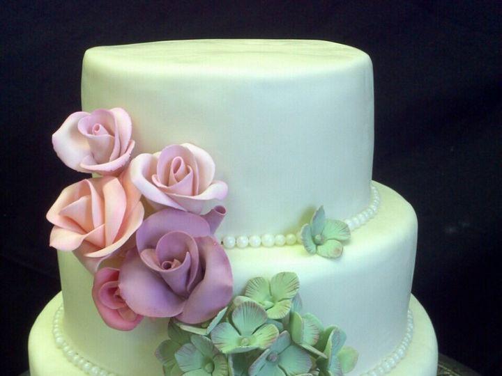 Tmx 1357560061403 IMG20120714114909 Atlantic Highlands wedding cake