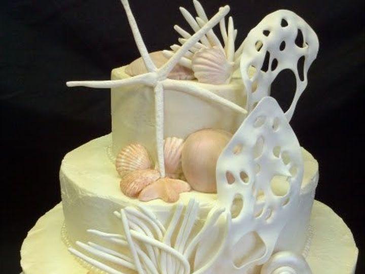 Tmx 1357560063474 IMG20120811105631 Atlantic Highlands wedding cake