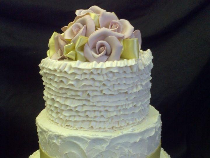Tmx 1357560065622 IMG20120914135854 Atlantic Highlands wedding cake