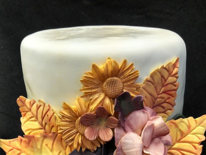 Tmx 1357560072667 IMG20121005175853500 Atlantic Highlands wedding cake