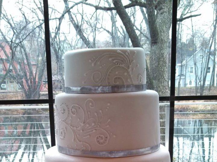 Tmx 1357560079371 IMG20121201140348325 Atlantic Highlands wedding cake