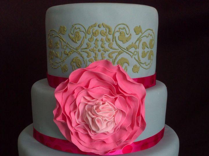 Tmx 1357560132028 IMG20120518131613 Atlantic Highlands wedding cake