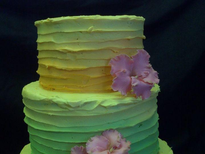Tmx 1357560146674 IMG20120914132543 Atlantic Highlands wedding cake