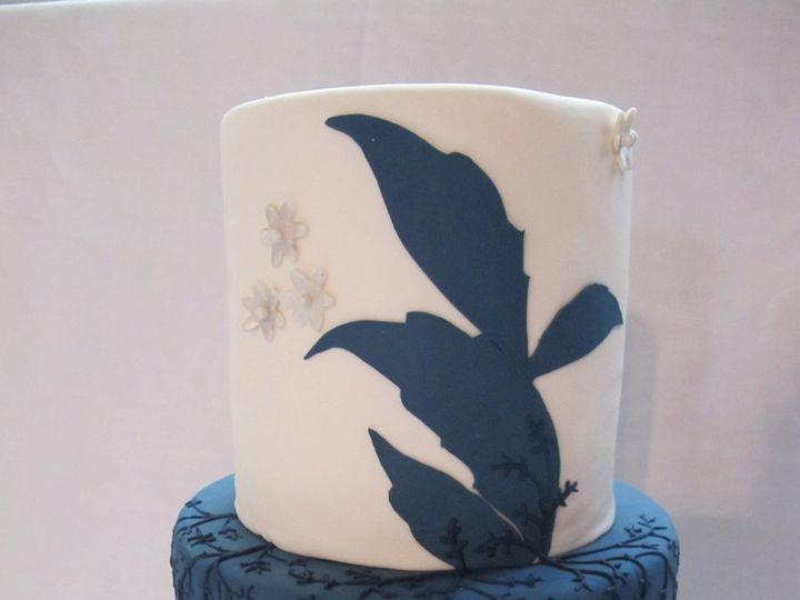 Tmx 1357590247216 IMG2597 Atlantic Highlands wedding cake