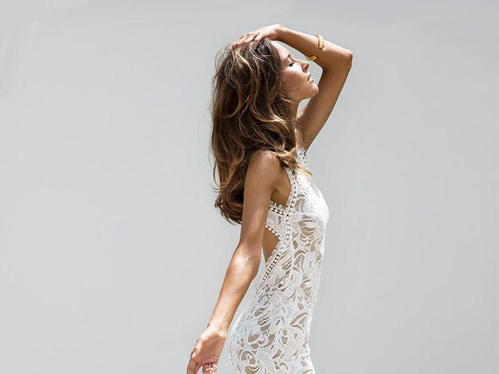 Tmx 1537319334 9584ffae1ea24be7 1537319333 1a0347bcb1d952de 1537319331881 2 Edie   Grace Loves New York, NY wedding dress