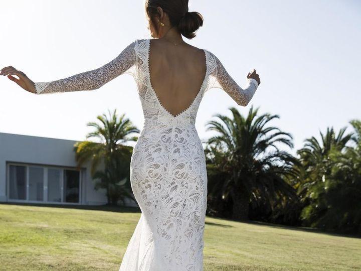 Tmx 1537319335 0b2e609d8328bbb7 1537319333 22ce2584f6c9cf57 1537319331885 7 Mai   Grace Loves  New York, NY wedding dress