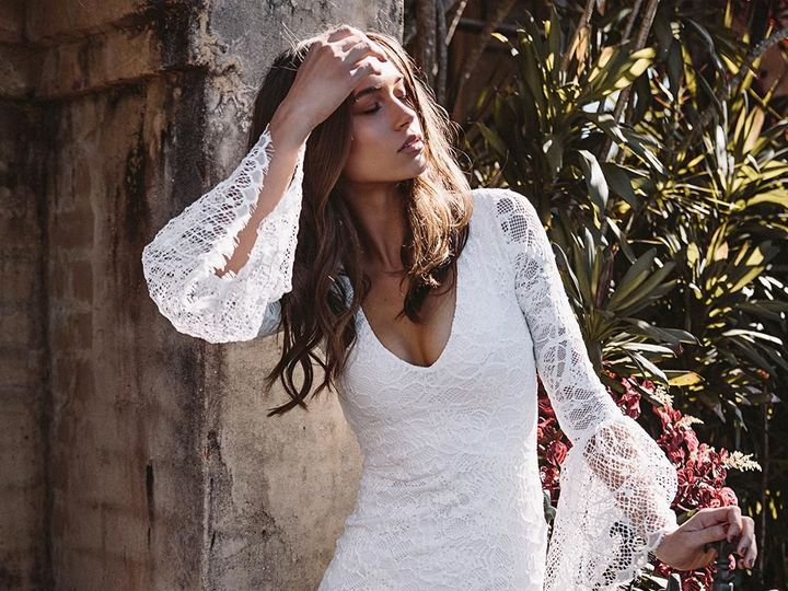 Tmx 1537319494 0cb3a67d753cda9c 1537319492 8a18d605fa3276c9 1537319488338 5 Piper   Grace Love New York, NY wedding dress