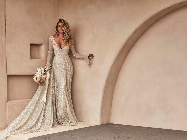Tmx Gll La Bamba Campaign 27 51 1014272 1564036797 New York, NY wedding dress