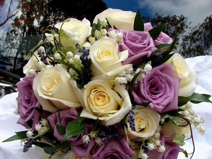 Tmx 1360271849314 CreamLavrosesandlilyofvallet North Falmouth wedding florist