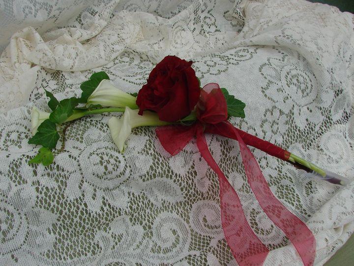 Tmx 1360272179821 RedRosesandwhiteminicallalilies North Falmouth wedding florist