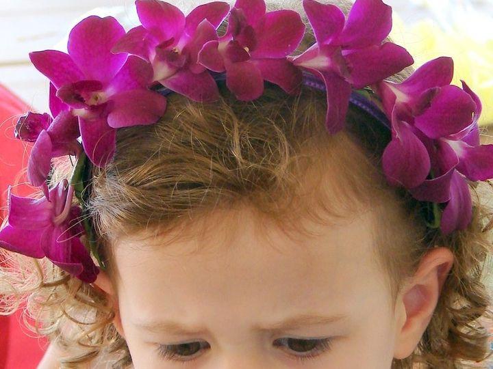 Tmx 1360272315702 HeadbandofOrchids North Falmouth wedding florist
