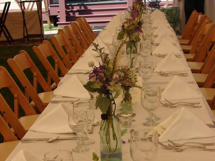 Tmx 1360273031390 Longguesttablerunnerofantqvases North Falmouth wedding florist