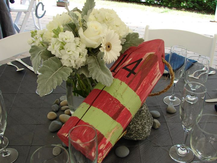 Tmx 1360273118031 NauticalTableArrangement North Falmouth wedding florist