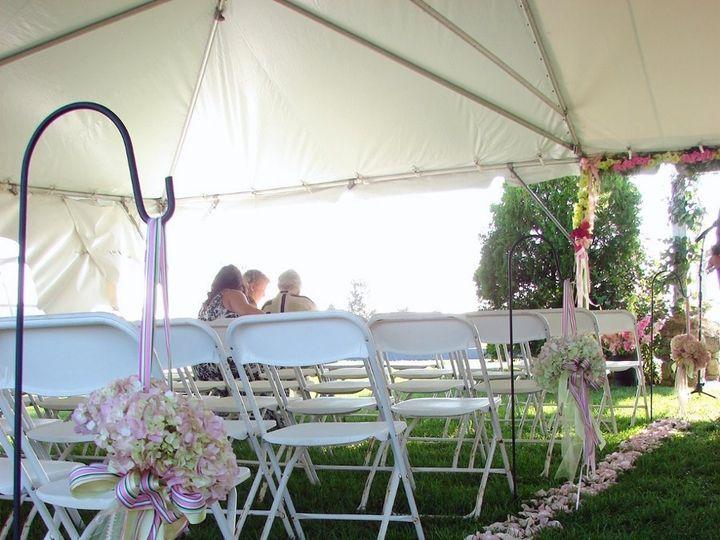 Tmx 1360273916659 AisleborderedwithRosePetalandSheppardsHooks North Falmouth wedding florist