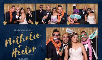 Mi Vacilon Photo Booth & Hashtag Printing