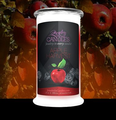 Nothing says fall is here like the smell of fresh harvest apples wafting through your home.