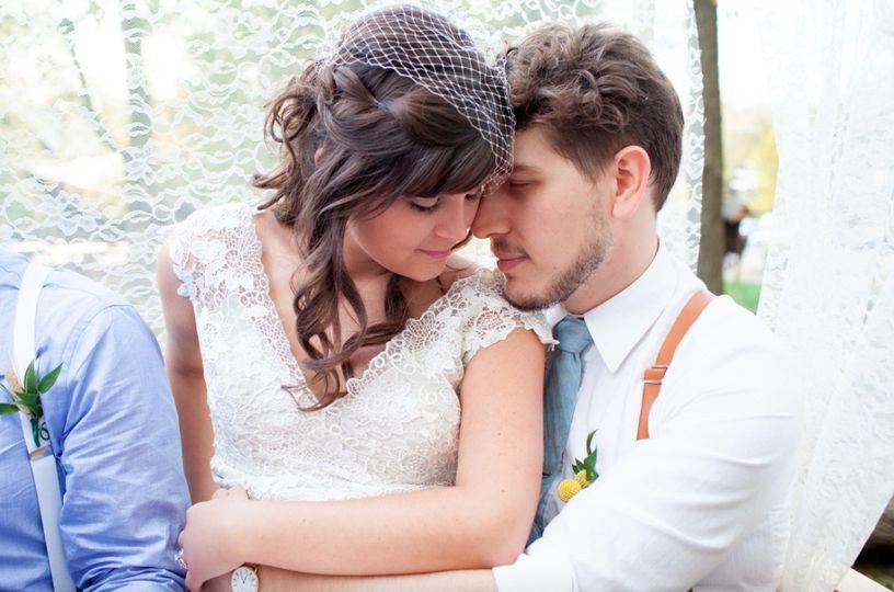 happy kamper films outdoor wedding2