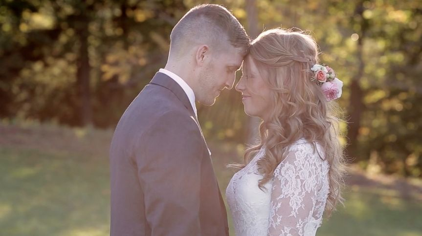 dayton ohio wedding video