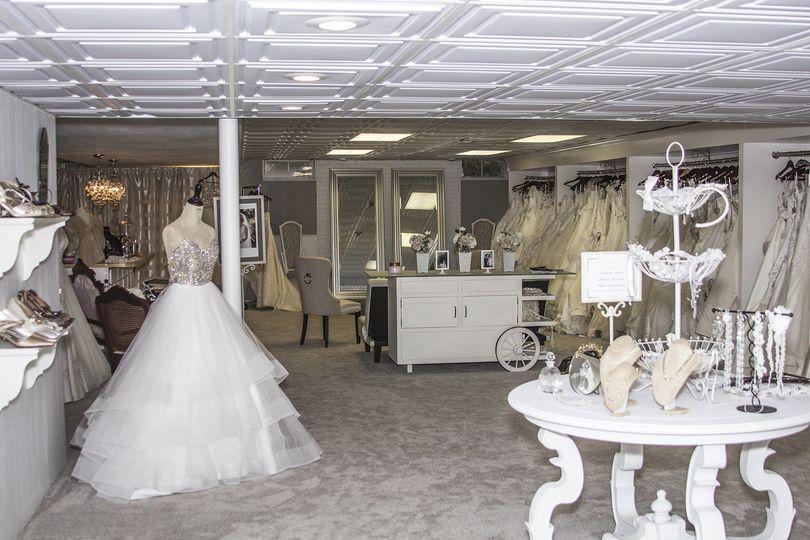 8f03283ccc641 Bridal Boutique by New Name - Dress & Attire - Wheaton, IL - WeddingWire