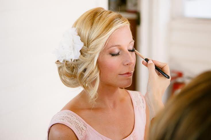 Bridal Makeup by Danica Severance Denver Makeup Artist