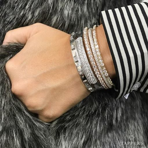 Tmx 1514909631558 Tappers Bangles West Bloomfield wedding jewelry