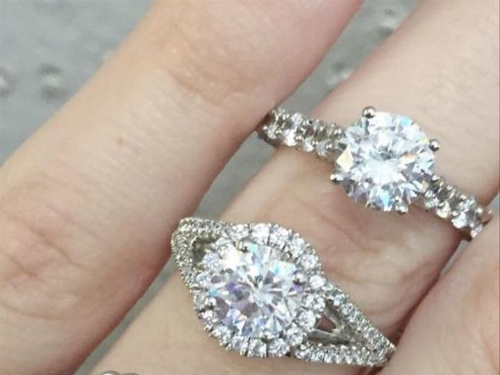 Tmx 1514909631599 Tappers Halos West Bloomfield wedding jewelry