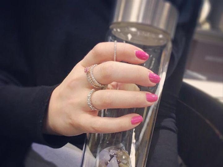 Tmx 1514909743304 Gemwater West Bloomfield wedding jewelry