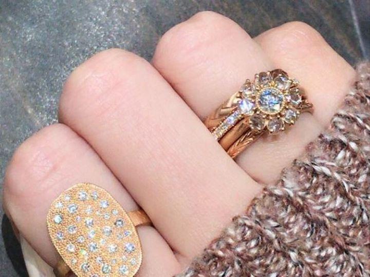 Tmx 1514910026981 Julez Bryant Pink West Bloomfield wedding jewelry