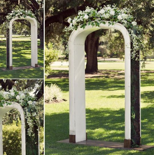 Antique Archway