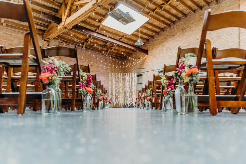 Warehouse ceremony