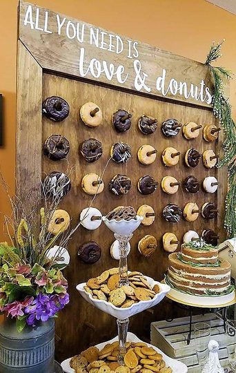 donut wall redone
