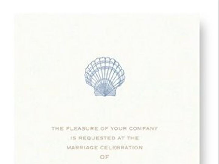 Tmx 1277761511380 4850821 West Kennebunk wedding invitation