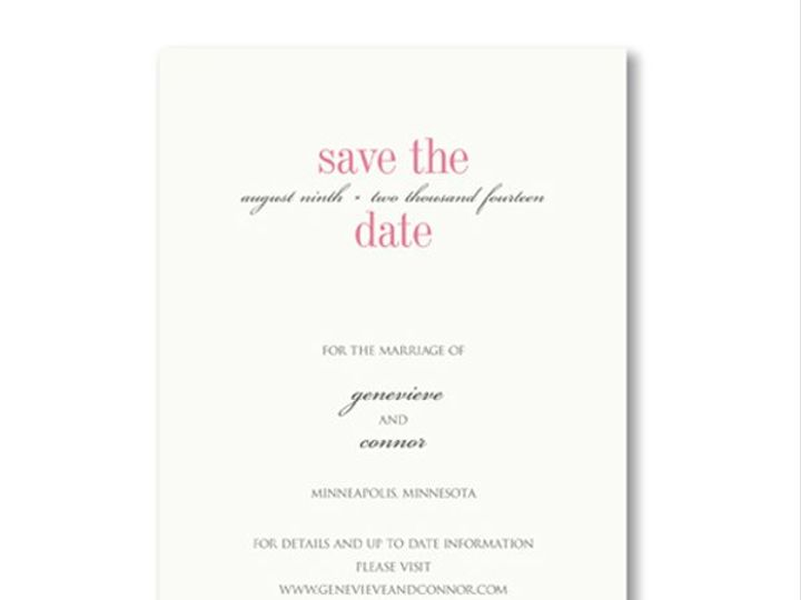 Tmx 1327966353722 P308550135 West Kennebunk wedding invitation