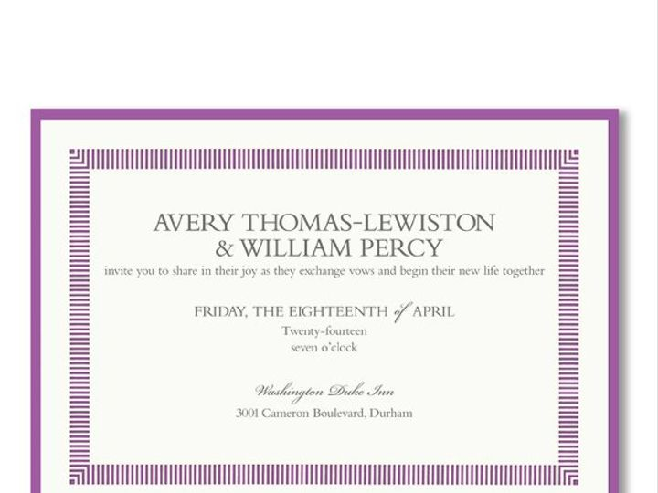 Tmx 1327966415287 P398585996 West Kennebunk wedding invitation