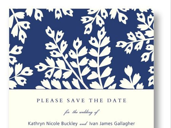 Tmx 1332177821737 7782608WEB West Kennebunk wedding invitation