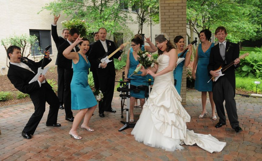 Musical Bridal Party